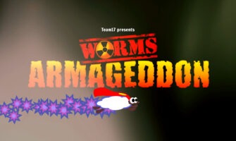This is worms armageddon photo