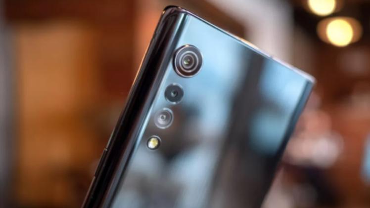 LG's Velvet Phone