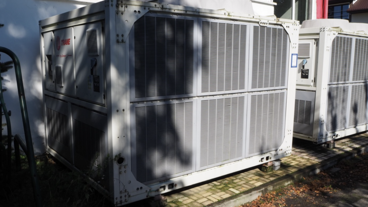 An In-Depth Look at Industrial Water Chillers