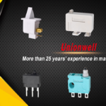 Types of micro switches and their uses