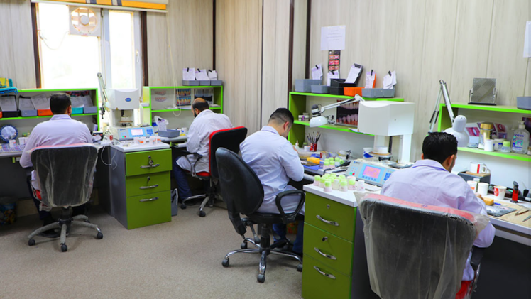 Dental lab in Dubai