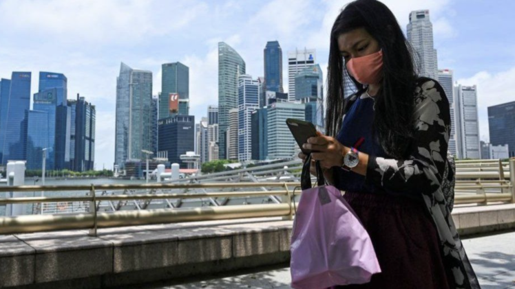 The pandemic's effect on Singapore's housing market.
