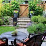 wicker patio