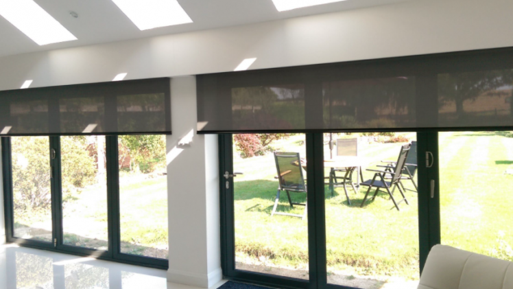More about electric roller blinds