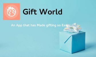 Gift World An app that has made gifting so easy