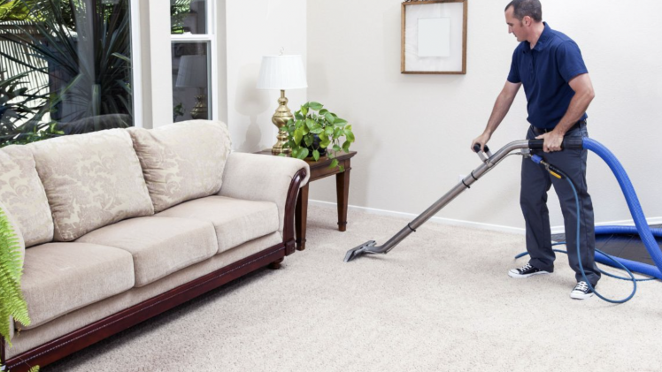Tips on Choosing Carpet Cleaning Services Online